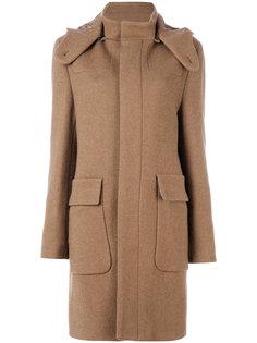пальто с капюшоном Etro