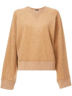 свитер из верблюжьего меха R13