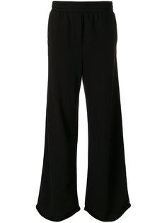 широкие брюки с подвернутыми краями T By Alexander Wang