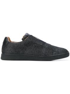 кроссовки без шнуровки Marc Jacobs