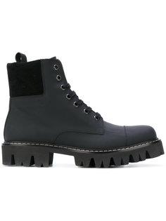 ботинки на шнуровке Marc Jacobs