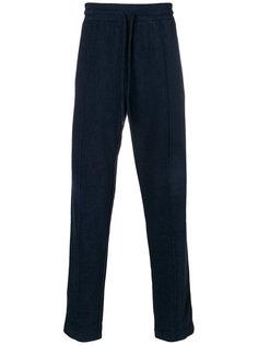 брюки со шнурком на талии Giorgio Armani