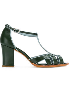 strappy sandals Sarah Chofakian