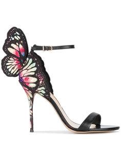 босоножки с декоративными бабочками Chiara  Sophia Webster