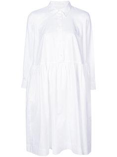 платье-рубашка свободного кроя Peter Jensen