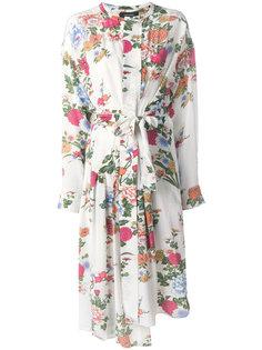 платье с цветочным принтом Isabel Marant