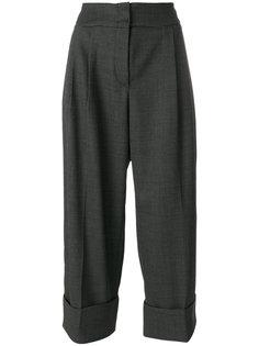 брюки с мелким узором из точек Antonio Marras