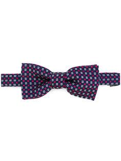 галстук-бабочка с принтом Dsquared2