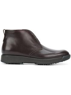 ботинки-дезерты Salvatore Ferragamo