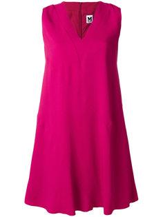 платье-шифт с V-образной горловиной M Missoni