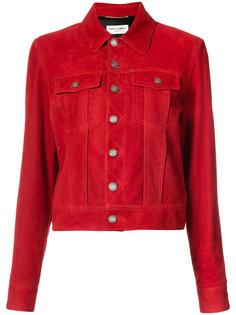 классическая куртка Saint Laurent