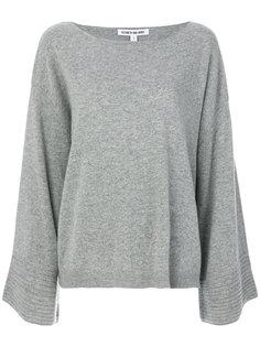 свитер с расклешенными рукавами Elizabeth And James