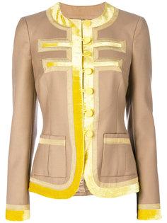 куртка с контрастной отделкой Givenchy