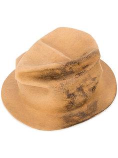 шляпа с жатой боковиной Horisaki Design & Handel