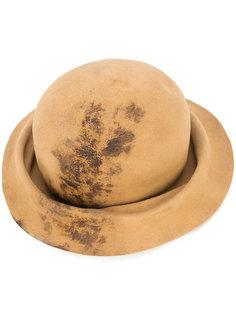 шляпа с выжженным эффектом Horisaki Design & Handel