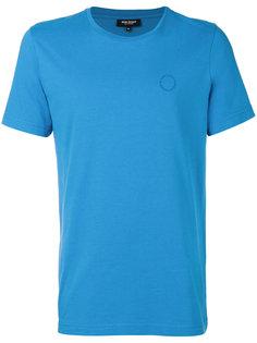 футболка с принтом-логотипом Ron Dorff