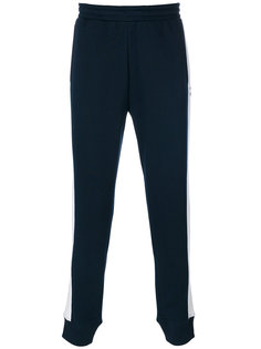 брюки с полосками по бокам Ron Dorff