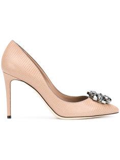 туфли Rainbow  на высоких каблуках Dolce & Gabbana