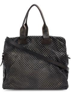 фактурная сумка на плечо Numero 10