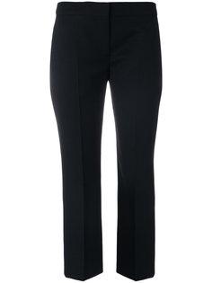 укороченные классические брюки  Alexander McQueen