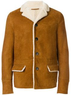 куртка из овчины Valentino