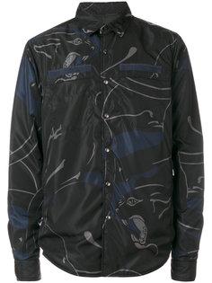 двусторонняя куртка с принтом пантер Valentino