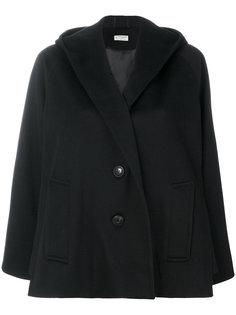 однобортное пальто  Alberto Biani