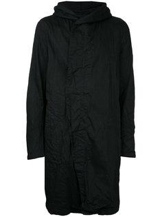 длинная куртка с капюшоном Julius