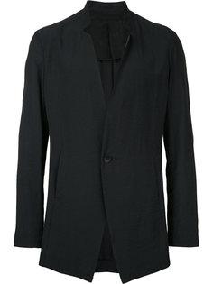 пиджак с узкими лацканами Julius