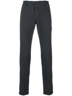 джинсы кроя слим с вышивкой Dondup
