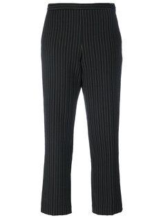 брюки с вертикальными полосками Antonio Marras