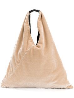 текстурная сумка Mm6 Maison Margiela