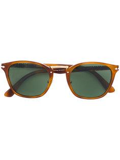 солнцезащитные очки с эффектом черепахового панциря Persol