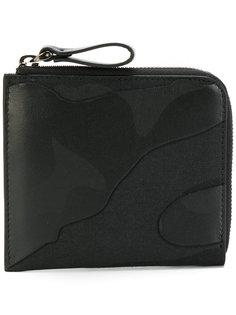 кошелек на молнии Valentino