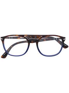 очки в оправе формы авиатор Persol