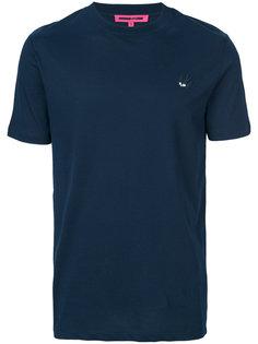 футболка с нашивкой ласточки McQ Alexander McQueen
