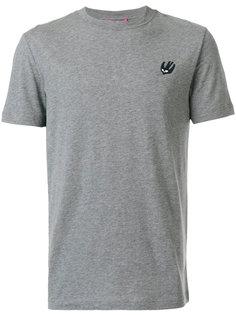 футболка с заплаткой в виде ласточки McQ Alexander McQueen