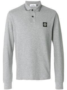 рубашка-поло с длинными рукавами Stone Island