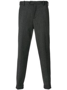 сужающиеся книзу классические брюки Neil Barrett