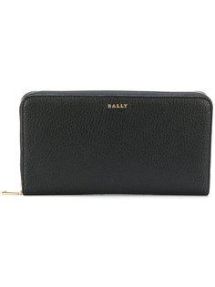 кошелек с бляшкой с логотипом Bally