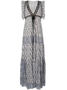 платье Amita Tory Burch