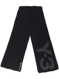 трикотажный шарф с логотипом Y-3
