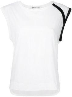 футболка с рукавами кап Y-3