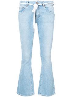 расклешенные джинсы Off-White