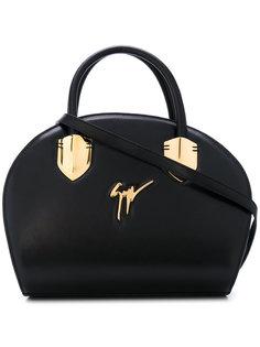 сумка-тоут с верхней ручкой Giuseppe Zanotti Design