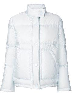 дутое пальто  Prada