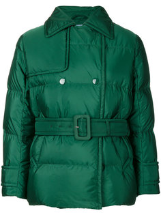 стеганая куртка-бомбер Prada