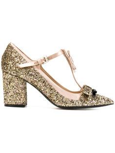 туфли с бантами Nº21