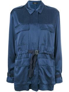 куртка карго Theory