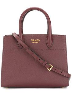 сумка-тоут Biblioteque  Prada